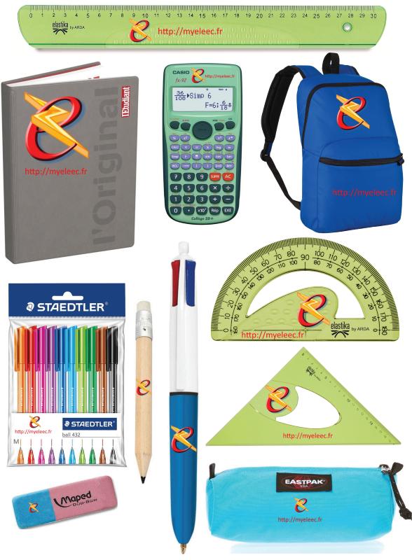 matériel scolaire utile