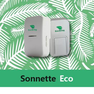 Sonnette Eco Dring 80m