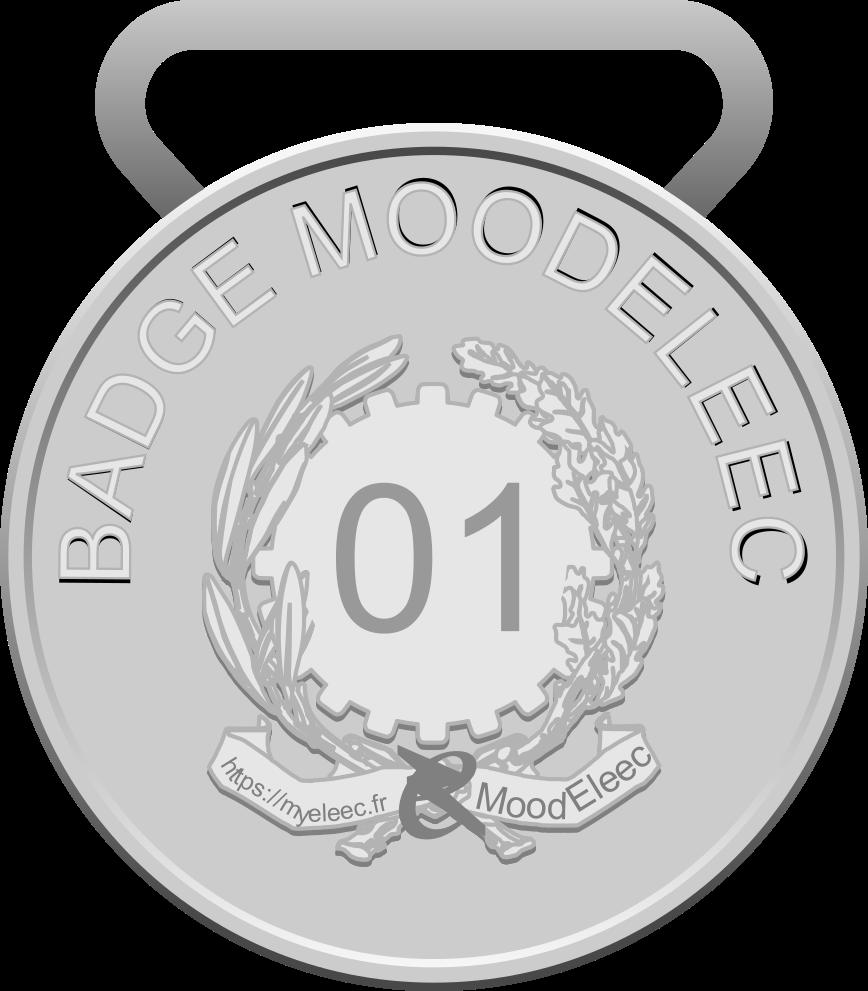 MoodEleec – Gestion des badges !