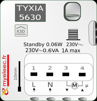 Nouvelle bibliothèque Deltadore – Tyxal -Tydom réalisée par EFMCMA24