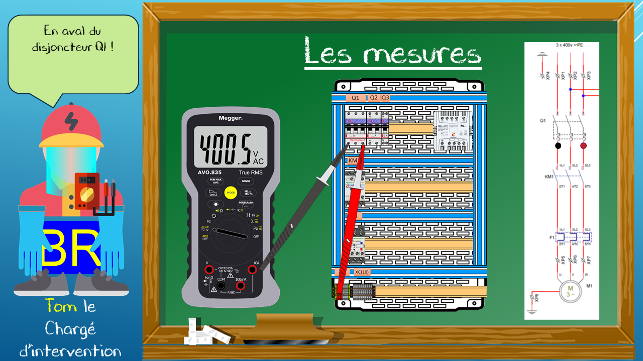Maintenance – 03 – Manque une phase